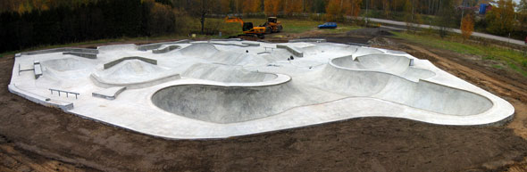 World-Class Skatepark Design